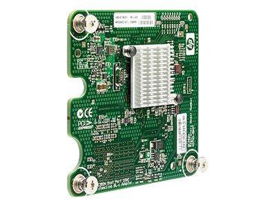 HPE - Netzwerkadapter - PCIe x4 - GigE - für ProLiant BL460c G6, BL460c G7, BL490c G7, BL620C G7, BL680c G7, BL685c G6