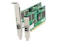 HPE StorageWorks FCA2101 - Hostbus-Adapter - PCI 64 - Fibre Channel - für StorageWorks Enterprise Modular Array 12000, 12000 D14