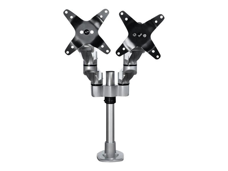 StarTech.com Desk Mount Dual Monitor Arm - Premium - For up to 27
