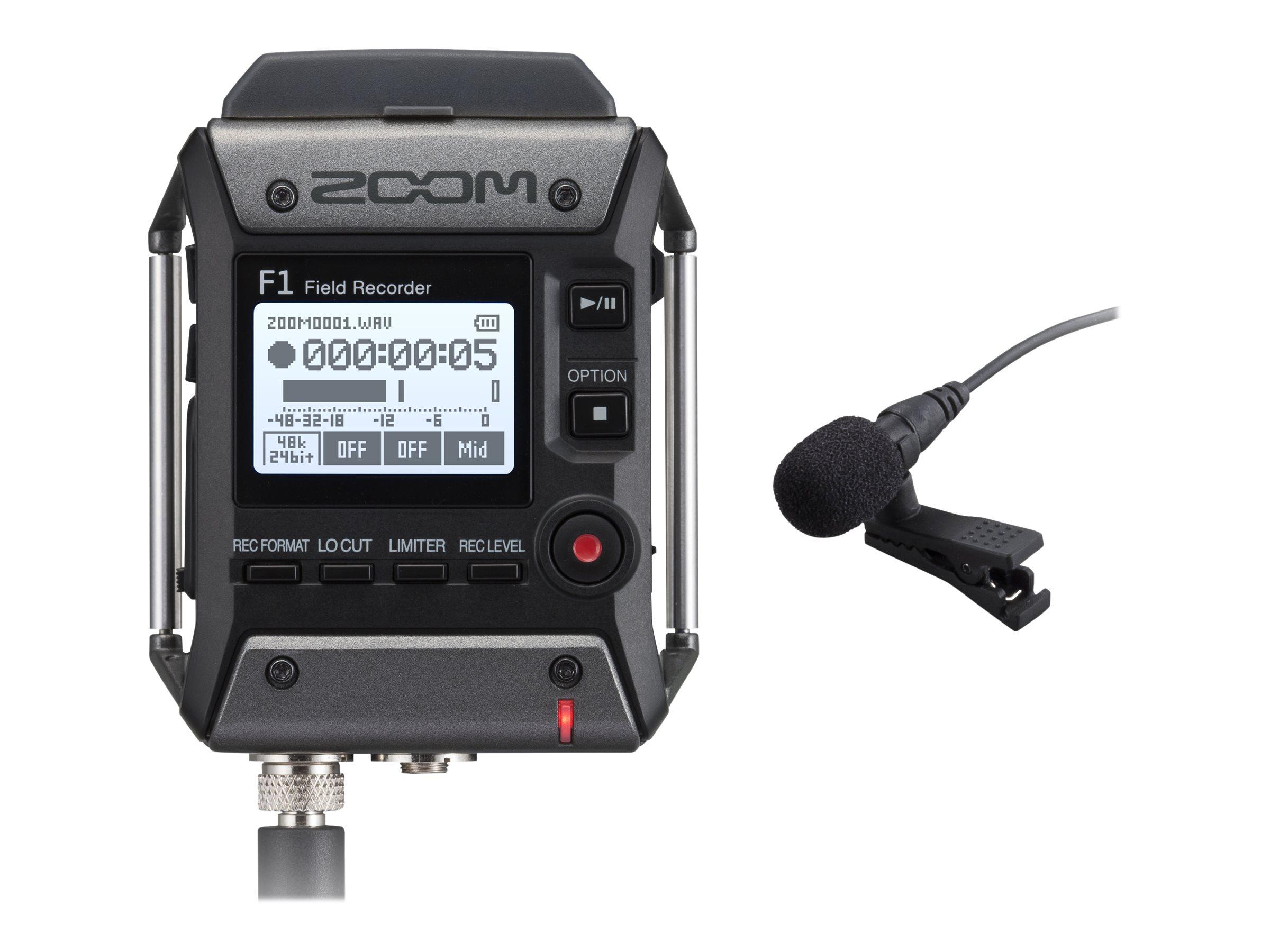 Zoom F1-LP - Voicerecorder