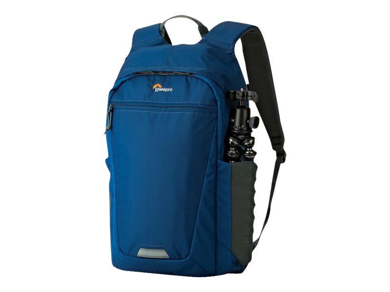 Lowepro Photo Hatchback BP 250 AW II - Rucksack für Kamera mit Objekiven und Tablet - Grau, Mitternachtsblau - 10