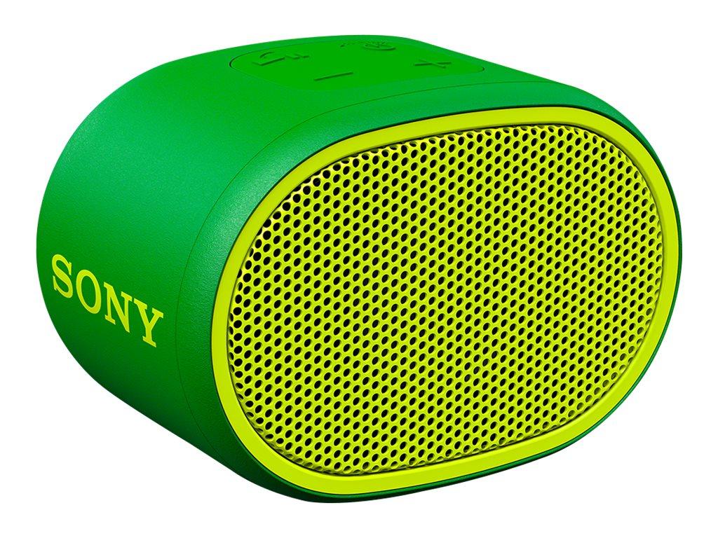 Sony SRS-XB01 - Lautsprecher - tragbar - kabellos - Bluetooth - grün
