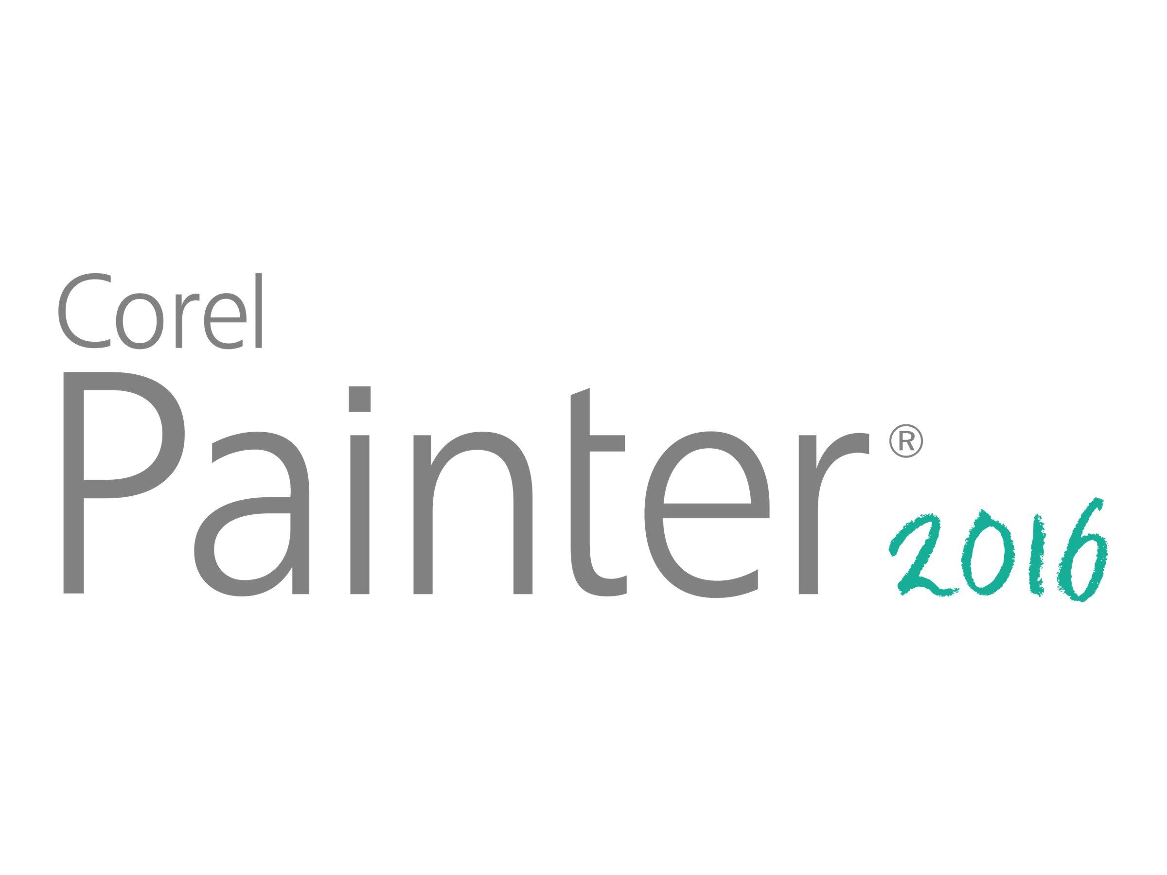 Corel Painter 2016 - Upgrade-Lizenz - 1 Benutzer - CTL - Stufe 251 und höher - Win, Mac