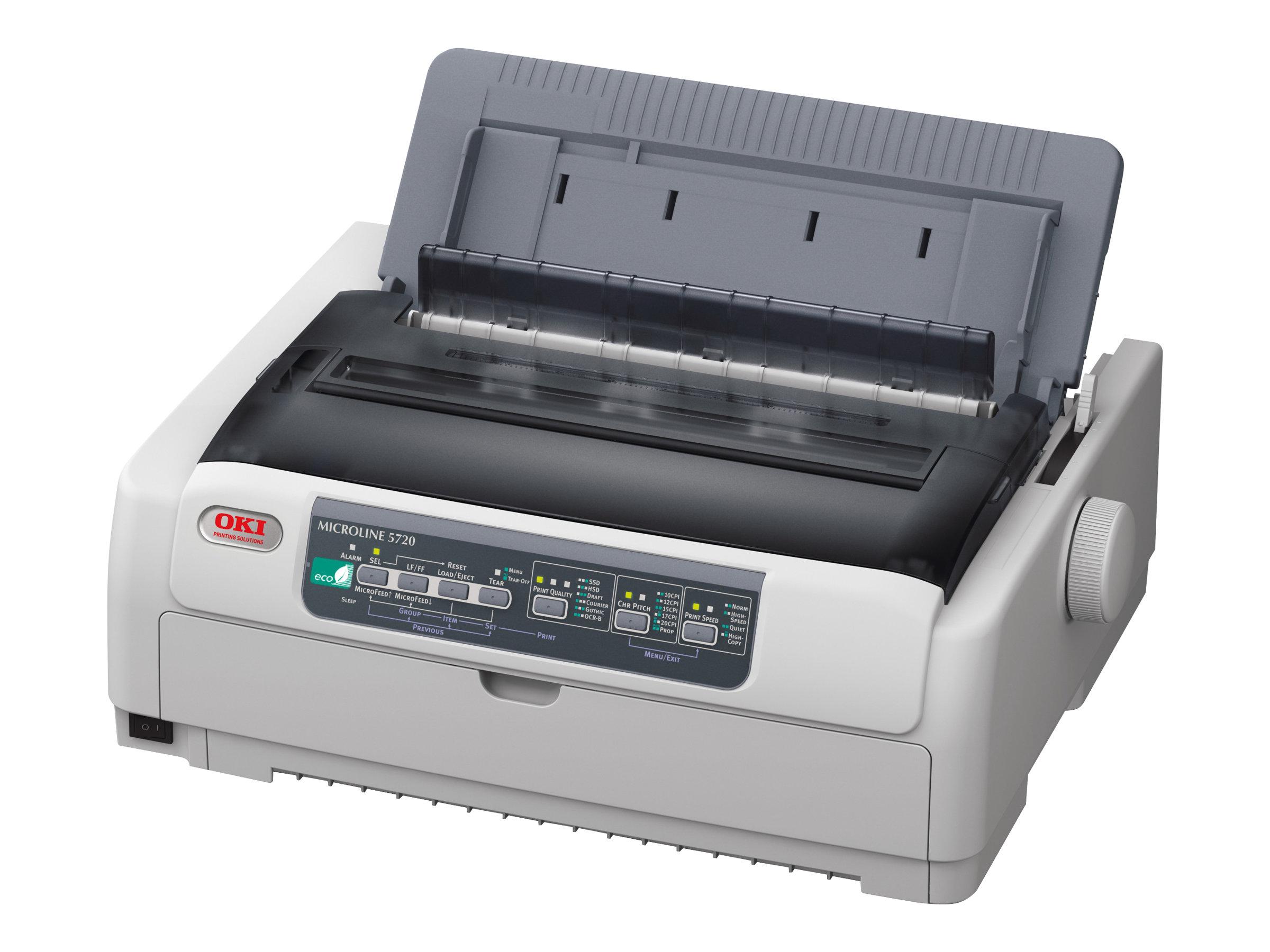 OKI Microline 5720eco - Drucker - monochrom - Punktmatrix - A4 - 9 Pin
