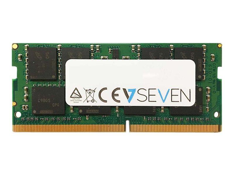 V7 - DDR4 - 4 GB - SO DIMM 260-PIN - 2133 MHz / PC4-17000 - 1.2 V
