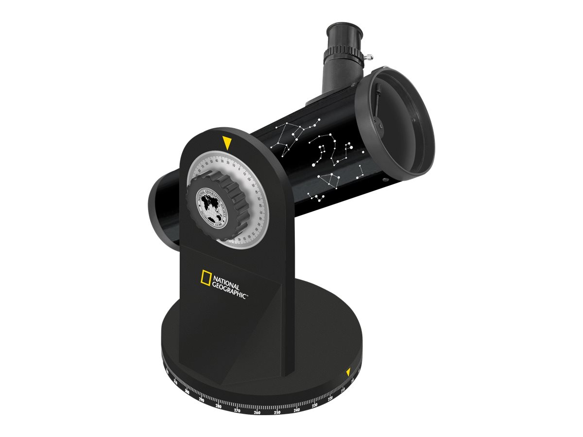 National Geographic - Teleskop - 76 mm - Dobsonian