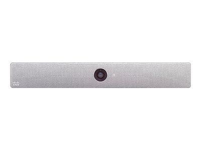 Cisco Spark Room Kit - MSRP - Kit für Videokonferenzen - mit Cisco TelePresence Touch 10, Cisco Touch 10 PoE power injector