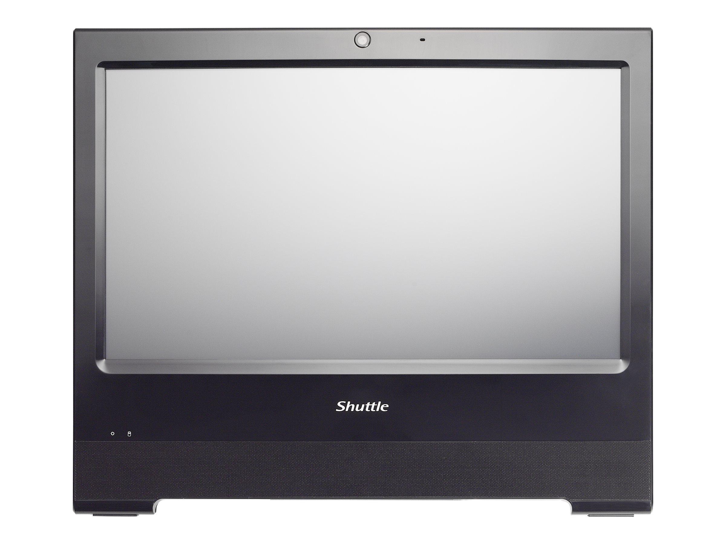 Shuttle XPC X50V7L - Barebone - All-in-One (Komplettlösung) - 1 x Celeron 4205U / 1.8 GHz ULV - RAM 0 GB - UHD Graphics