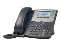 Cisco Small Business SPA 514G - VoIP-Telefon - SIP, SIP v2, RTCP, RTP, SRTP - mehrere Leitungen