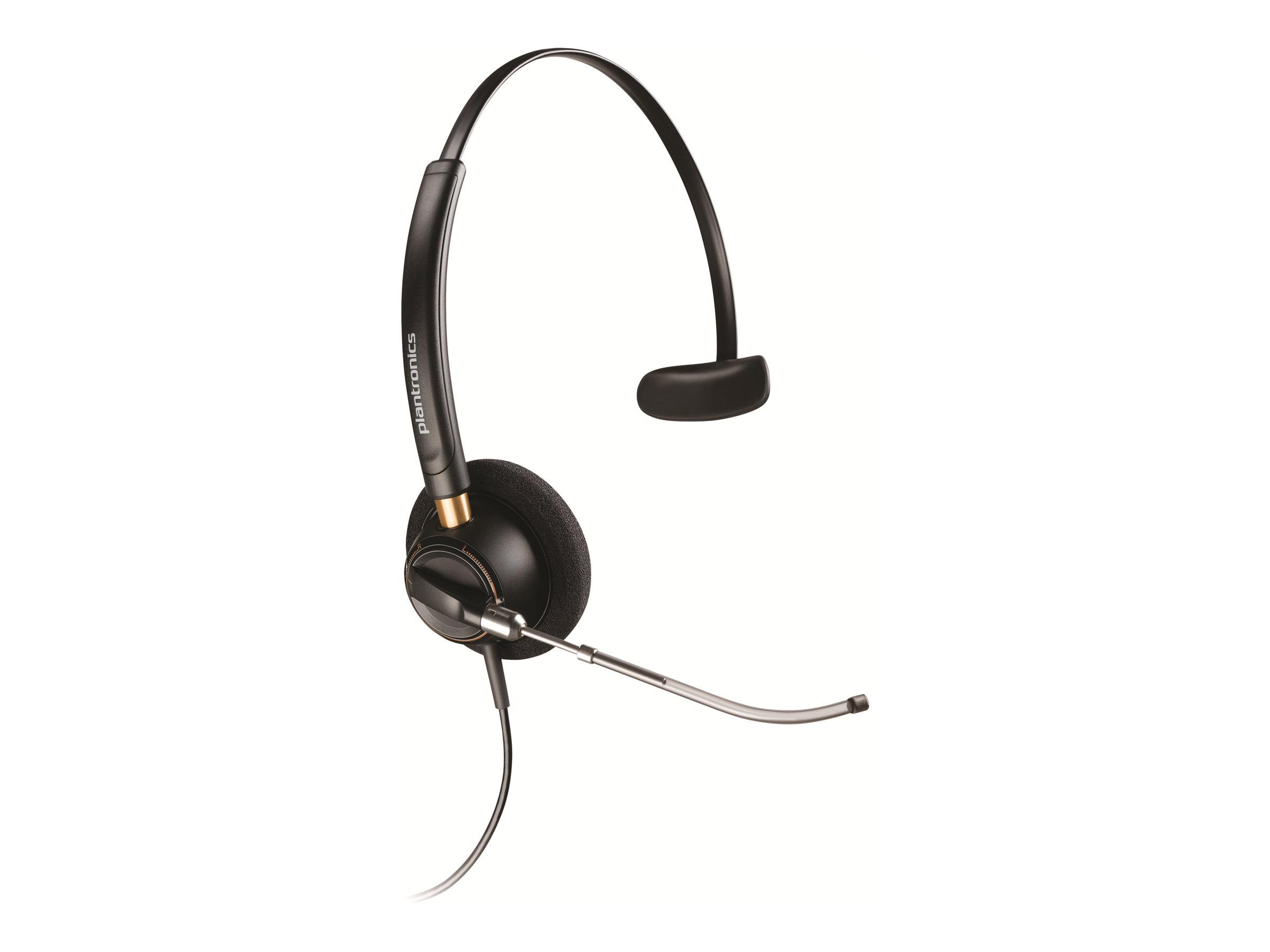 Plantronics EncorePro HW510V - Headset - On-Ear - kabelgebunden