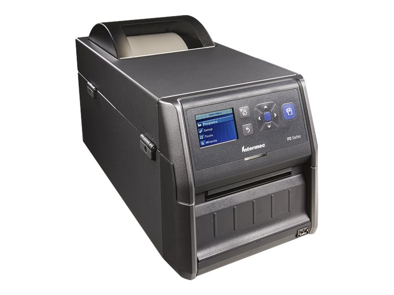 Honeywell PD43 - Etikettendrucker - Thermopapier - Rolle (11,8 cm) - 203 dpi - bis zu 203 mm/Sek.