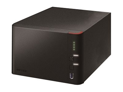 BUFFALO TeraStation 1400 - NAS-Server - 4 Schächte - 8 TB - SATA 3Gb/s - HDD 2 TB x 4