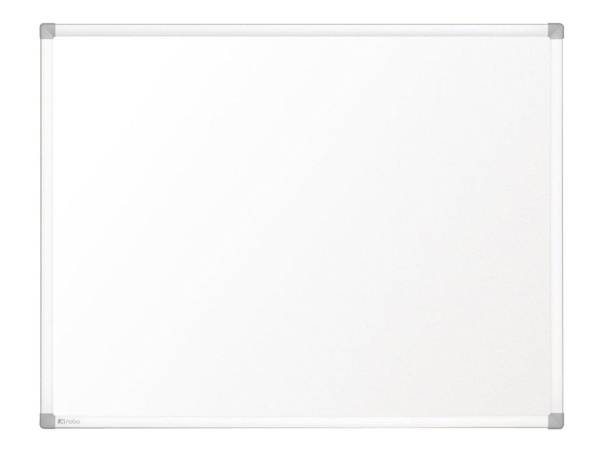 Nobo Prestige - Whiteboard - geeignet für Wandmontage - 2400 x 1200 mm - Glasur - magnetisch