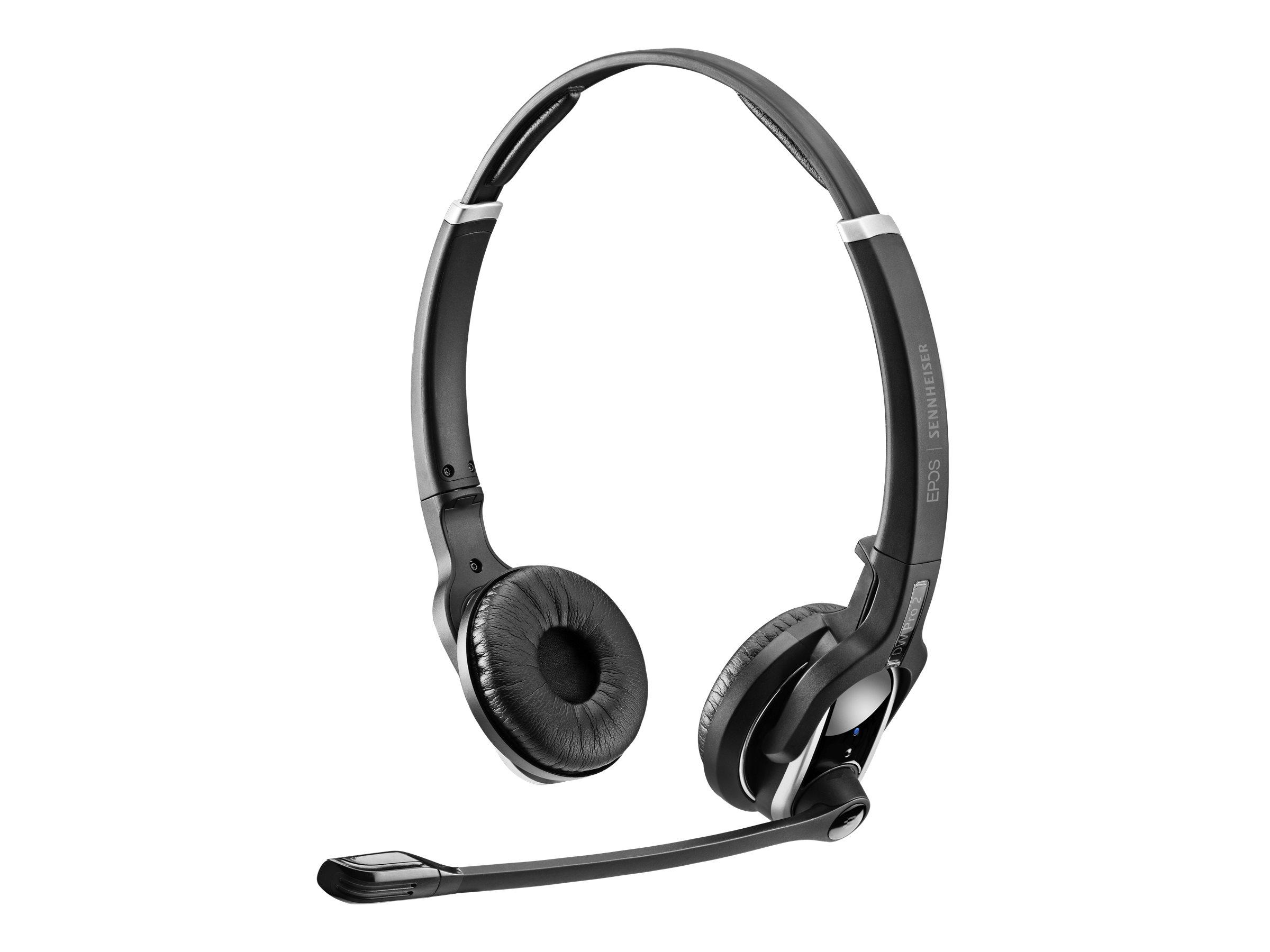 EPOS I SENNHEISER IMPACT DW 30 PHONE - Headset - konvertierbar - DECT CAT-iq - kabellos