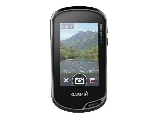 Garmin Oregon 750T - GPS-/GLONASS-Navigationssystem - Wandern 3 Zoll