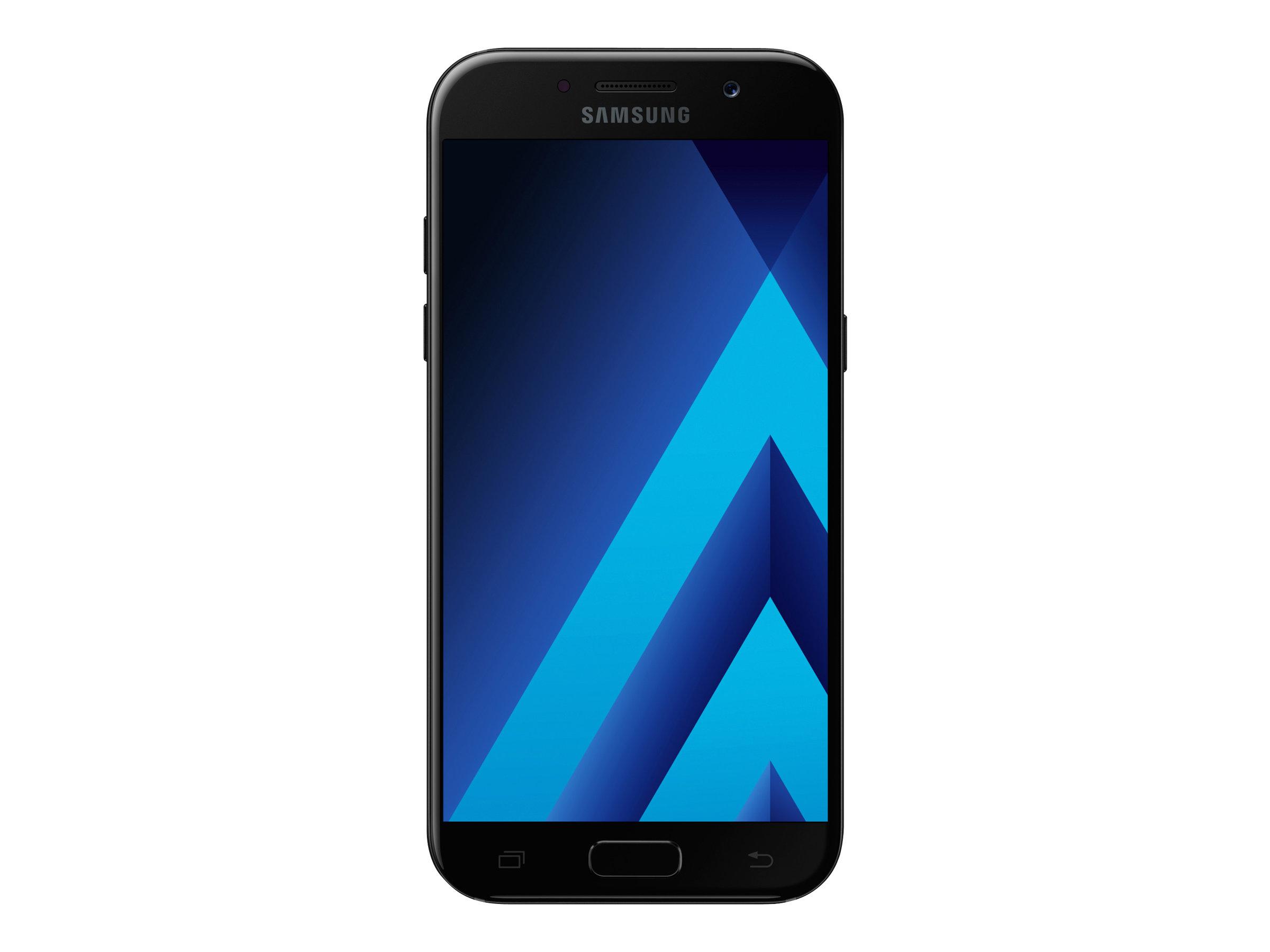 Samsung Galaxy A5 (2017) - SM-A520F - Smartphone - 4G LTE - 32 GB - microSDXC slot