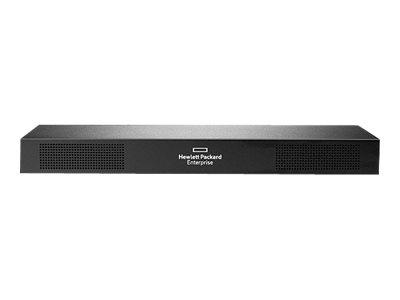 HPE 1x1x8 G4 KVM IP console switch - KVM-Switch - 8 x KVM port(s) - 1 lokaler Benutzer - 1 IP-Benutzer - an Rack montierbar