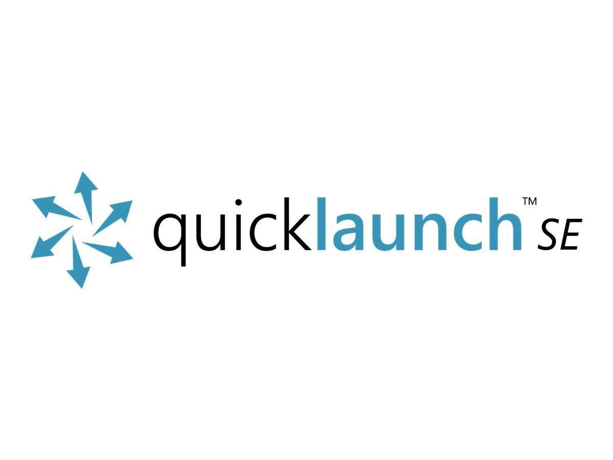 Quicklaunch Standard Edition - (v. 4.0) - Lizenz + 2 Years Maintenance & Support - 1 PC - Win