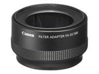 Canon FA-DC58B - Filteradapter - für PowerShot G10, G11, G12