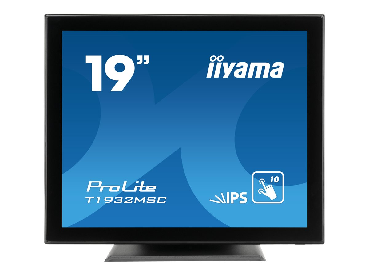 iiyama ProLite T1932MSC-B5AG - LED-Monitor - 48 cm (19