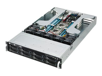 ASUS ESC4000/FDR G2 - Server - Rack-Montage - 2U - zweiweg - RAM 0 MB