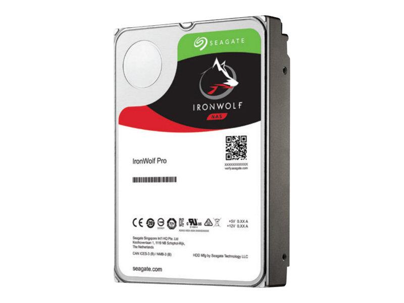 Seagate IronWolf Pro ST8000NE0004 - Festplatte - 8 TB - intern - 3.5