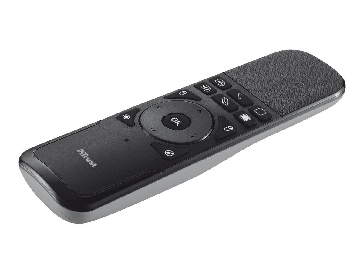 Trust Wireless Touchpad Presenter - Präsentations-Fernsteuerung