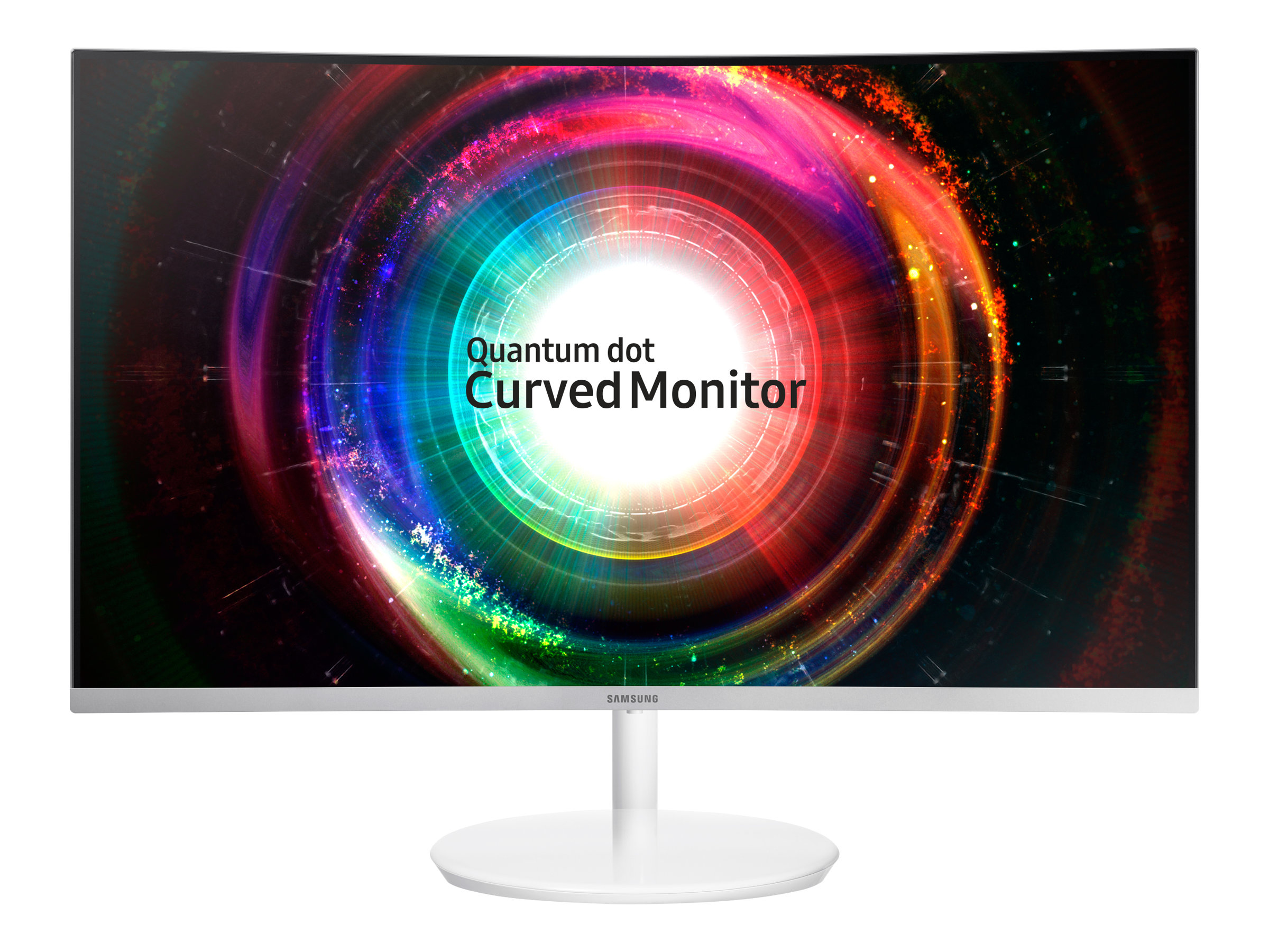 Samsung C27H711QEU - CH71 Series - QLED-Monitor - gebogen - 68.58 cm (27