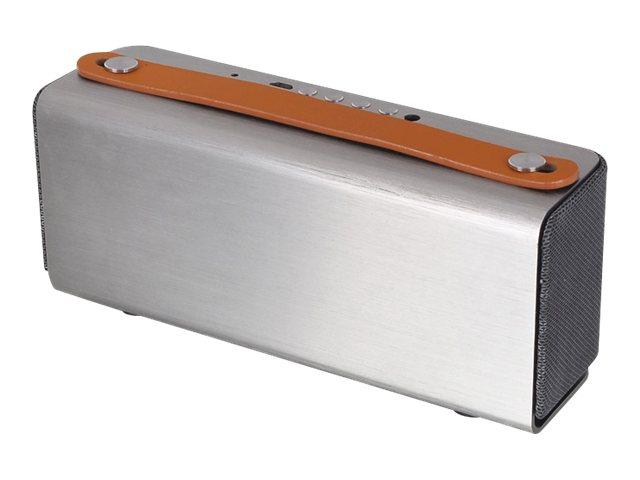 LUXA2 Groovy - Lautsprecher - tragbar - kabellos - Bluetooth - 5 Watt