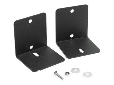 APC Bolt Down Kit - Rack - Schraubensatz - Schwarz - für NetShelter CX