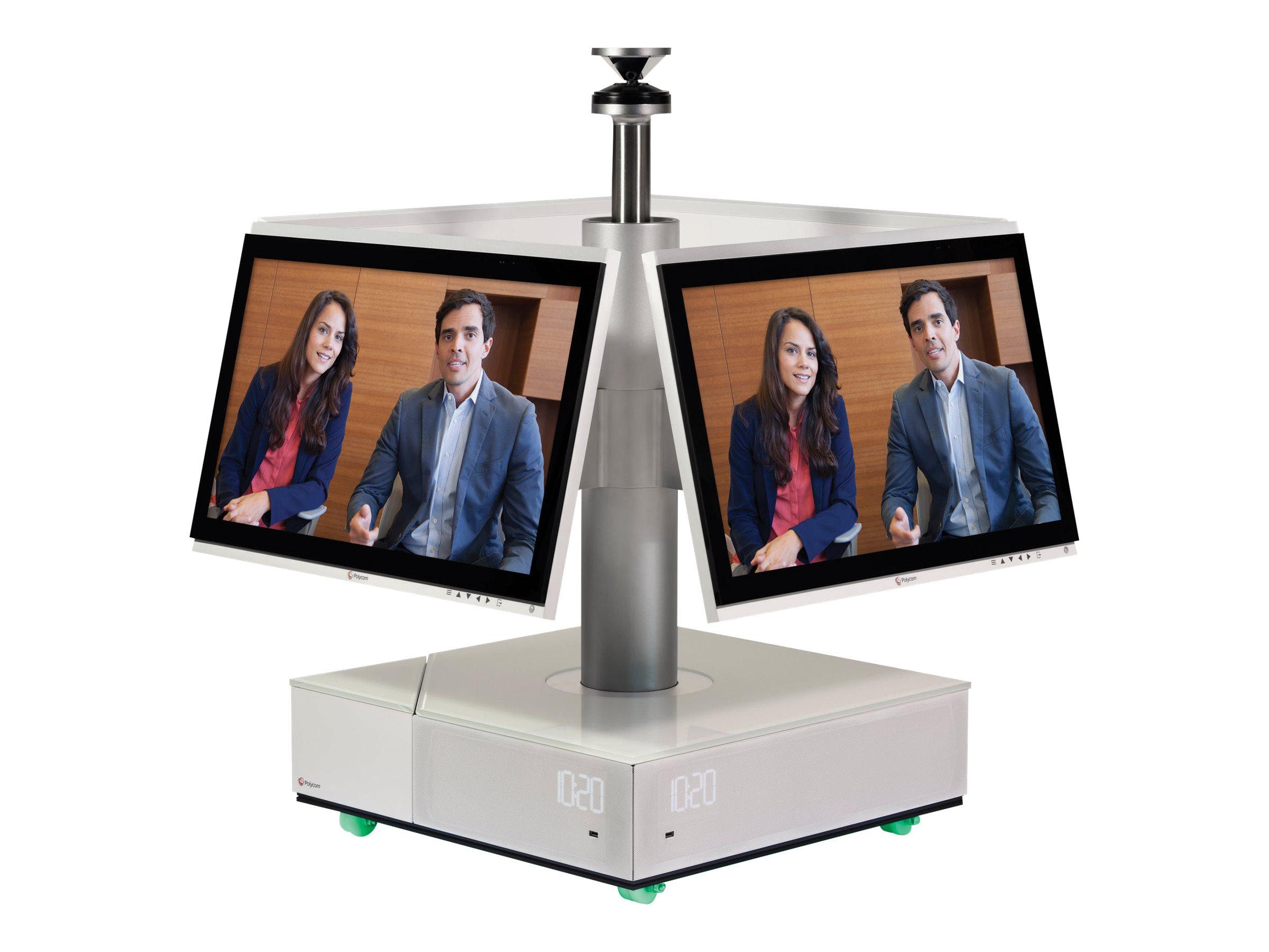 Polycom RealPresence Centro - Kit für Videokonferenzen - 27 Zoll