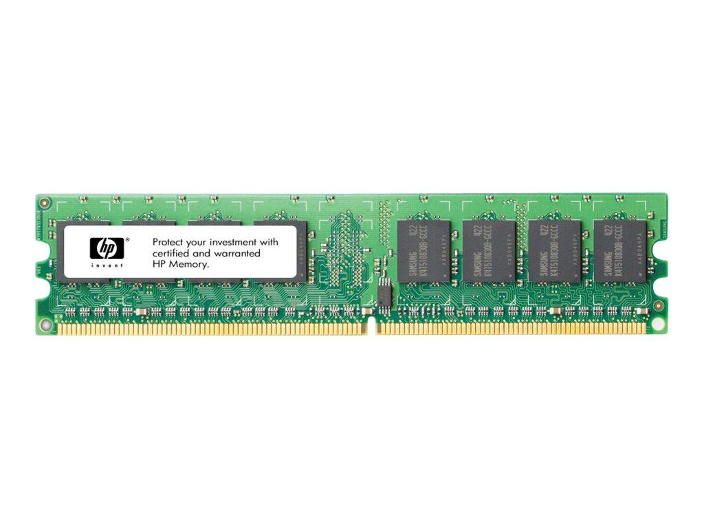 HPE - DDR2 - 8 GB: 2 x 4 GB - FB-DIMM 240-pin - 800 MHz / PC2-6400 - Voll gepuffert