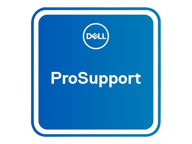 Dell Erweiterung von 3 jahre Collect & Return auf 3 jahre ProSupport w Collect & Return - Serviceerweiterung - Arbeitszeit und E