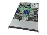 Intel Server System R1304WT2GSR - Server - Rack-Montage - 1U - zweiweg - RAM 0 GB