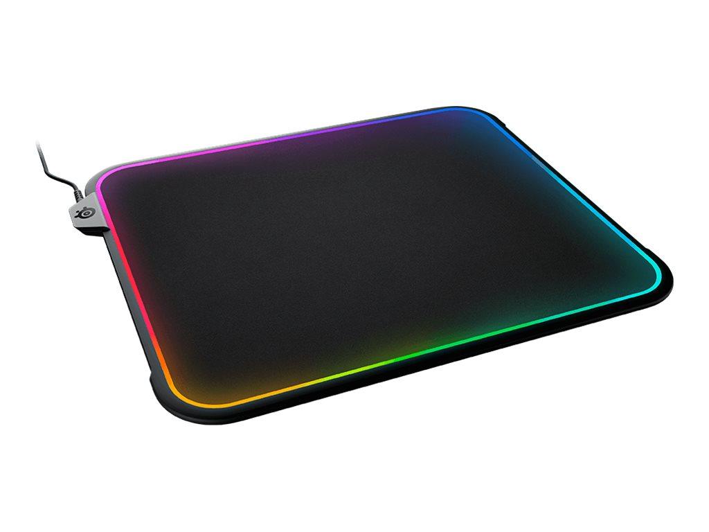 SteelSeries QcK Prism M - Beleuchtetes Mousepad