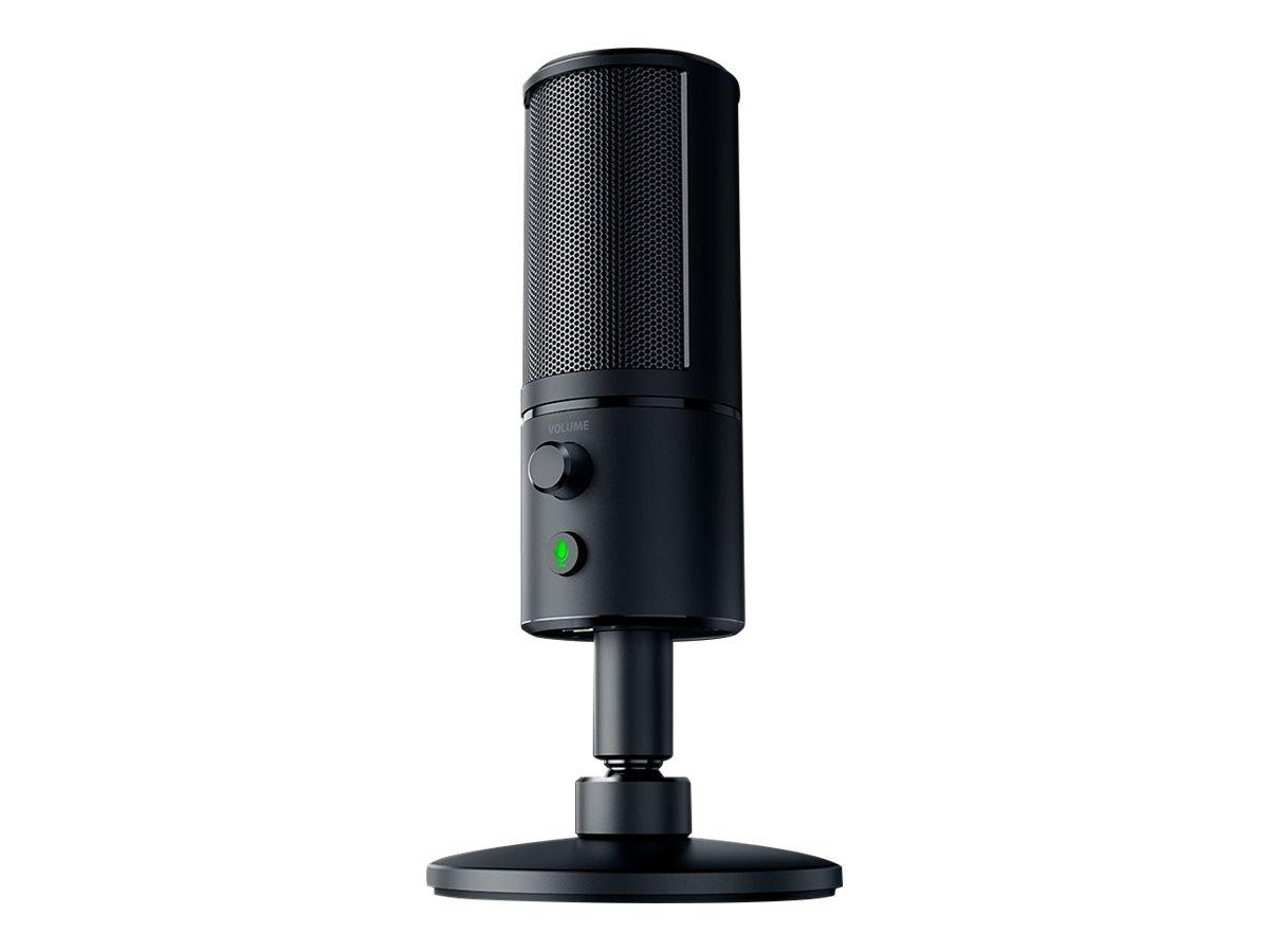 Razer Seiren X - Mikrofon - USB - Classic Black