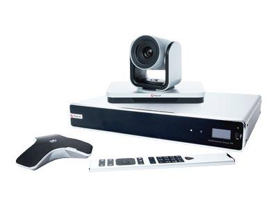 Polycom RealPresence Group 700-720p with EagleEye IV 12x Camera - Kit für Videokonferenzen