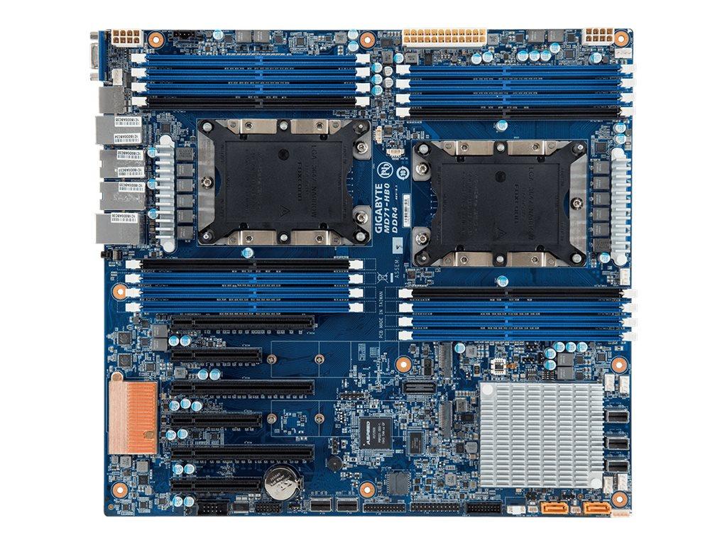 Gigabyte MD71-HB0 - 1.0 - Motherboard - Erweitertes ATX - Socket P - 2 Unterstützte CPUs