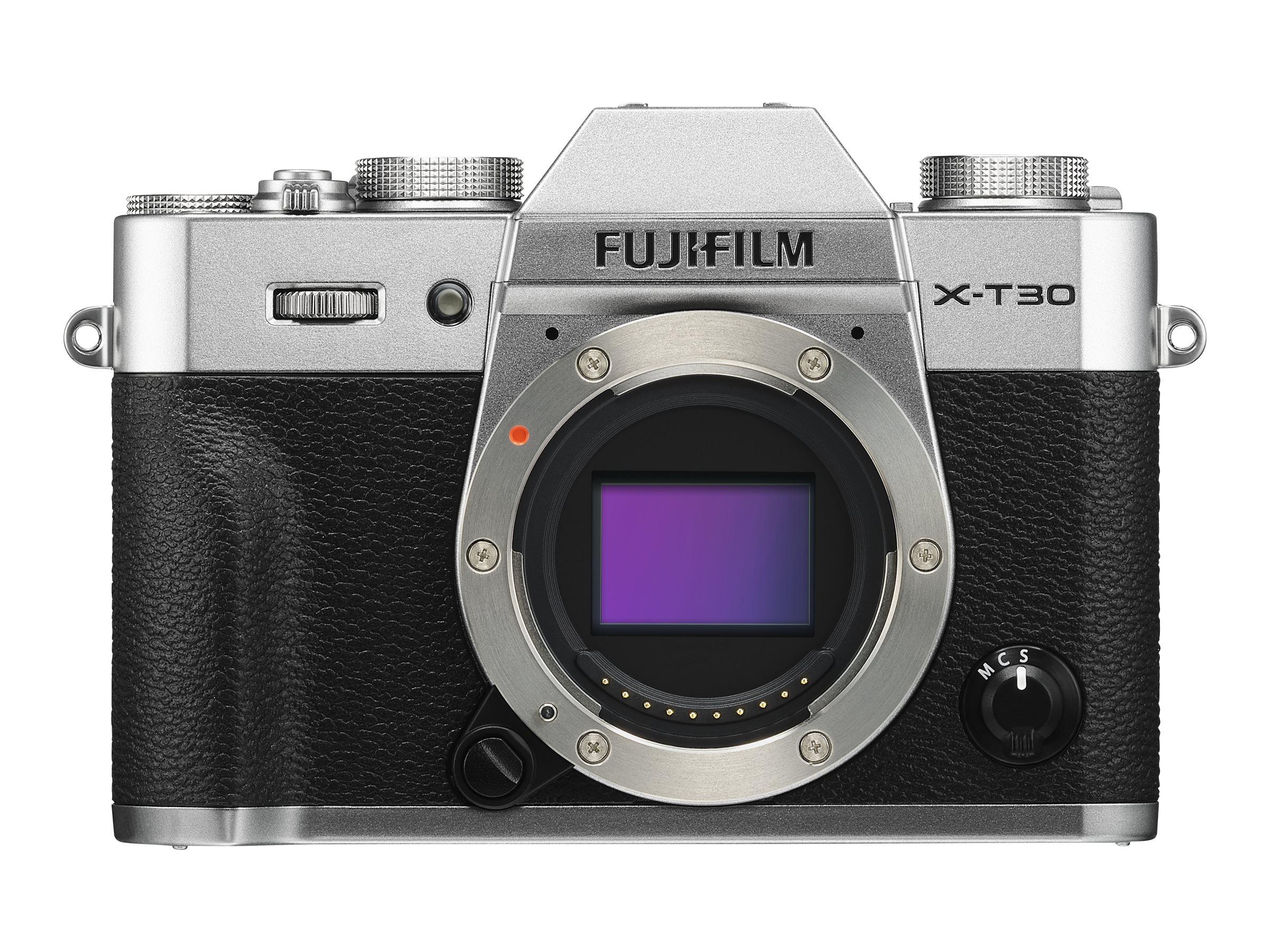 Fujifilm X Series X-T30 - Digitalkamera - spiegellos - 26.1 MPix - APS-C - 4K / 30 BpS