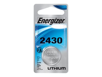 Energizer 2430 - Batterie CR2430 - Li - 290 mAh