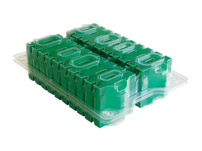 HPE Ultrium RW Data Cartridge - 20 x LTO Ultrium 4 - 800 GB / 1.6 TB - grün