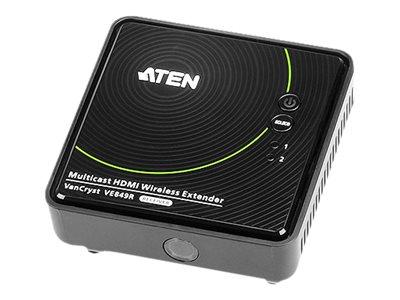 ATEN VanCryst VE849R Multicast HDMI Wireless Receiver - Drahtlose Video-/Audio-/Infrarot-Erweiterung - HDMI - bis zu 30 m