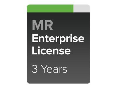 Cisco Meraki Enterprise Cloud Controller - Abonnement-Lizenz (3 Jahre) - 1 Access Point - gehostet
