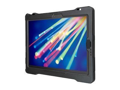 Lenovo Protector - Schutzhülle für Tablet - Polycarbonat, thermoplastischer Elastomer (TPE) - Schwarz