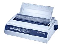 OKI Microline 3410 - Drucker - monochrom - Punktmatrix - 240 x 216 dpi - 9 Pin