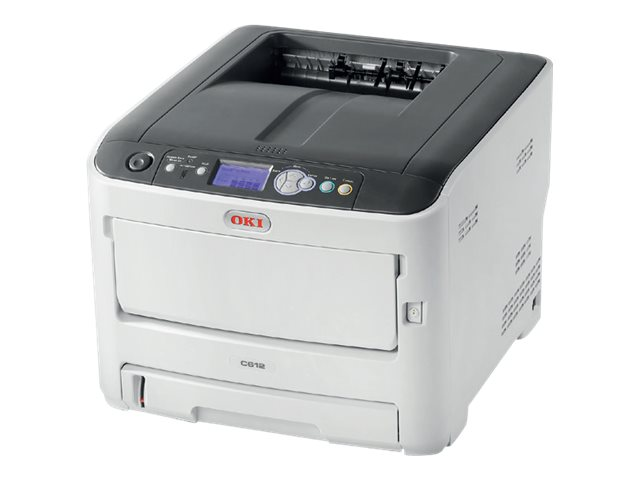 OKI C612n - Drucker - Farbe - LED - A4 - 1200 x 600 dpi