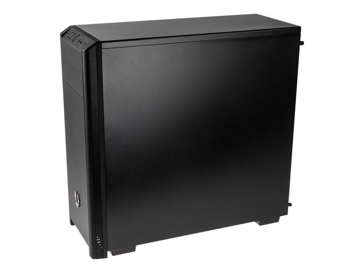 BitFenix Nova - Tower - ATX (ATX / PS/2) - Schwarz - USB/Audio