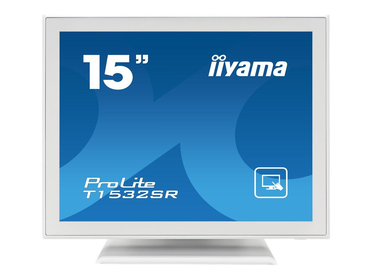iiyama ProLite T1532SR-W1 - LCD-Monitor - 38 cm (15