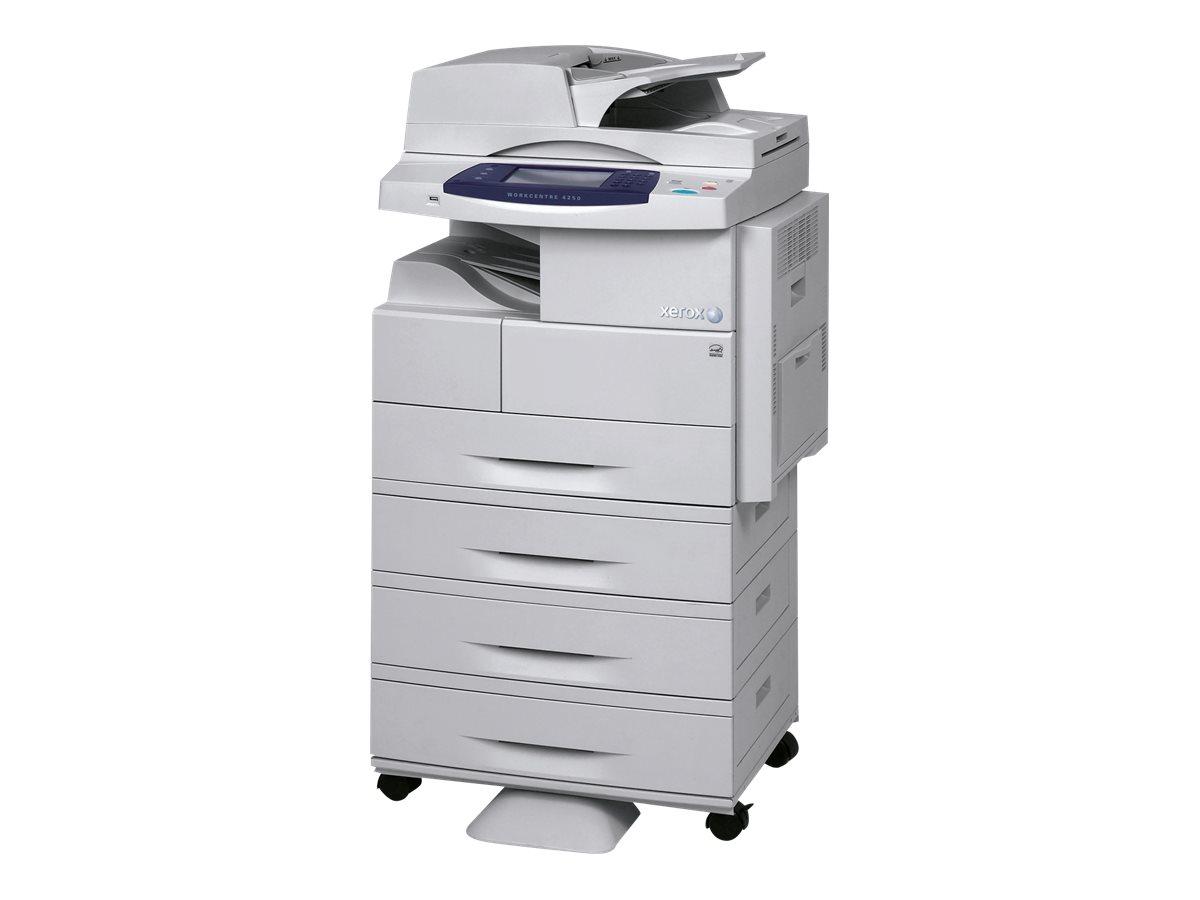 Xerox WorkCentre 4250 - Multifunktionsdrucker - s/w - Laser - Legal (216 x 356 mm) (Original) - Legal (Medien)
