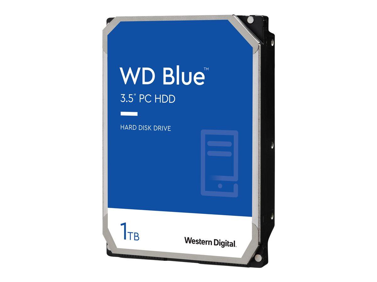 WD Blue WD10EZEX - Festplatte - 1 TB - intern - 3.5